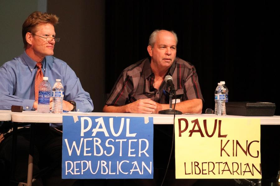 Mr.Asters+annual+political+debate+was+held+Oct.28%2C2014.+Students+were+able+to+pick+the+topics+for+the+debate+and+questions+to+help+them+their+own+political+positions.+