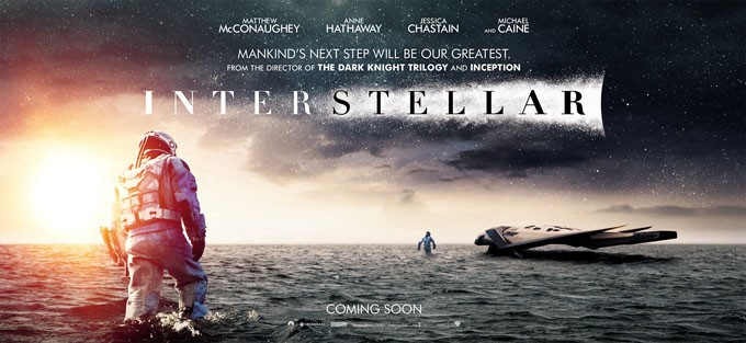 Interstellar came out on Nov. 7, 2014 in numerous formats. The film stars Matthew McConaughey and Anne Hathaway.