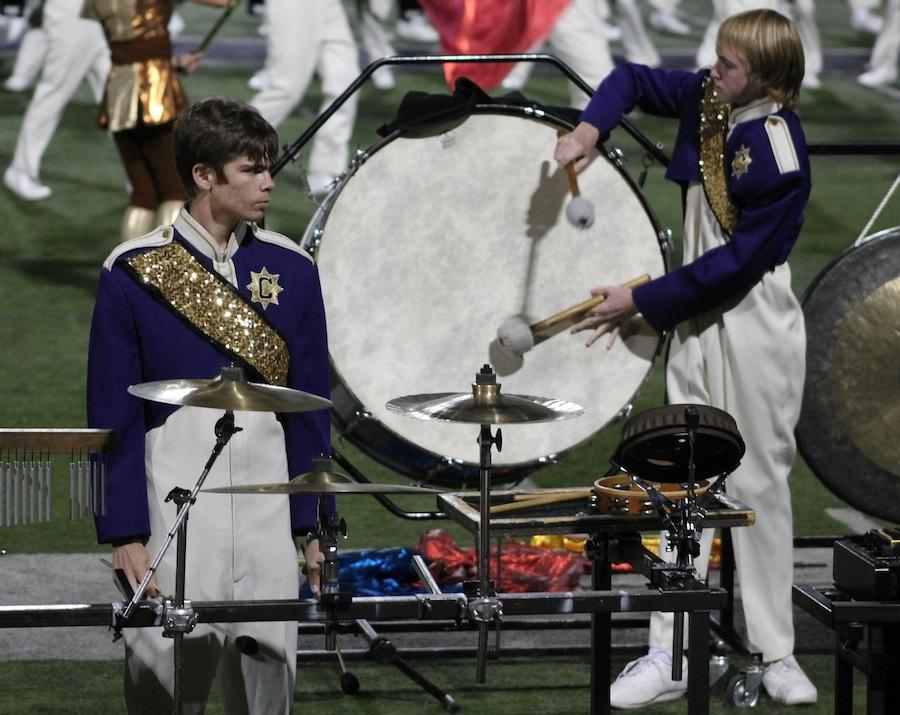 On Nov. 21,2014 Carlsbad High Schools band performed a full dress rehersale for their band showcase. The showcase allowed the band to show the school what they performed for the judges at their band competition.