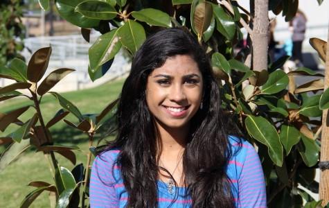 Samiksha Ramesh dodges stress