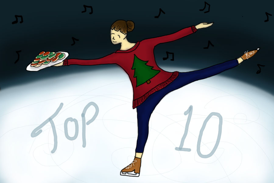 Top Ten ways to get in the holiday spirit