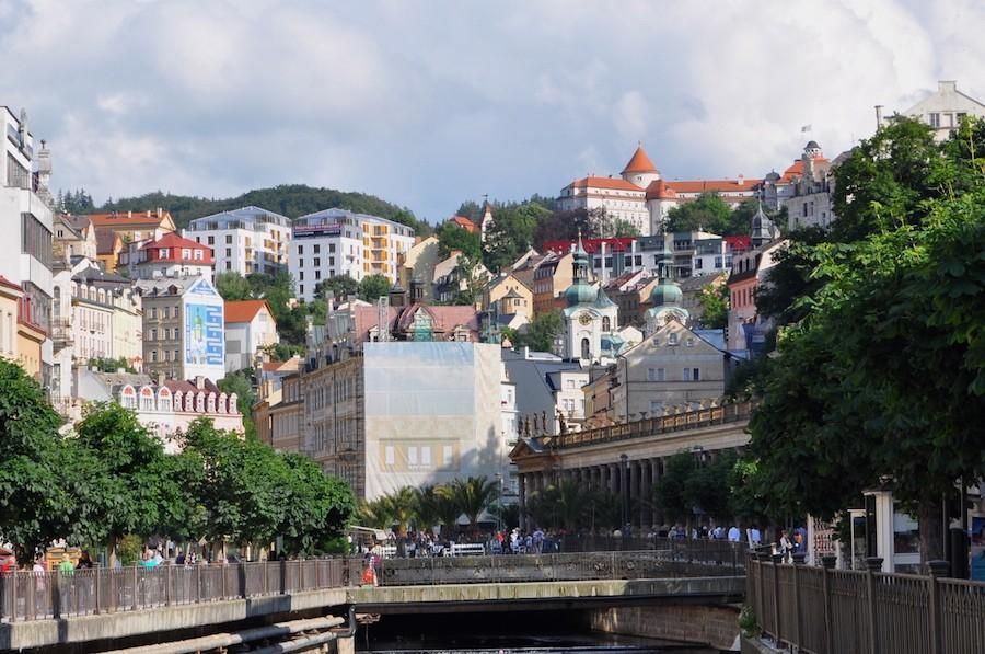 CHS is sister cities with Karlovy Vary in the Czech Republic, as pictured above.  Sister Cities International is a nonprofit organization connecting cities, countries and states across the globe in hopes to advance peace and prosperity. Students founded the club as a branch off of the Carlsbad Sister Cities volunteer group.