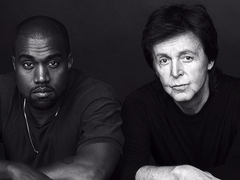 Kanye West and Paul McCartney have recently collaborated  and sparked some internet sensation as some do not know who McCartney is.  West is  famous rapper while McCartney is one of the members of famed 'Beatles' group.