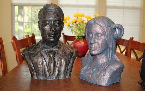 Fiona Cisternas: sculpting her own life