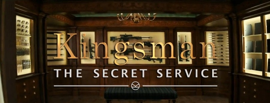 Kingsman released feb. 13. The movie is an action thriller involving a spy  organization attempting to defeat a mastermind villain.