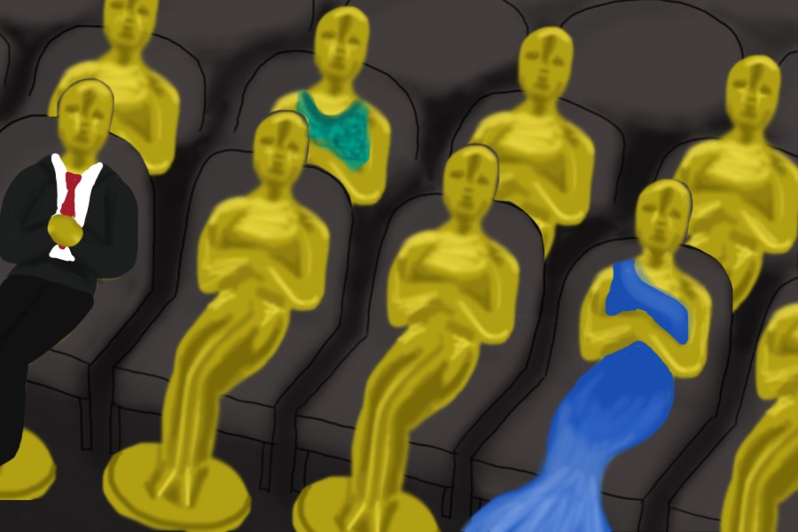 Podcast - Oscar Preview (Coffeehouse Edition)