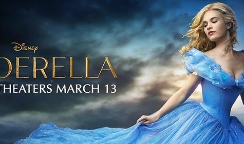 'Cinderella' is projected to open to a $70 million opening.