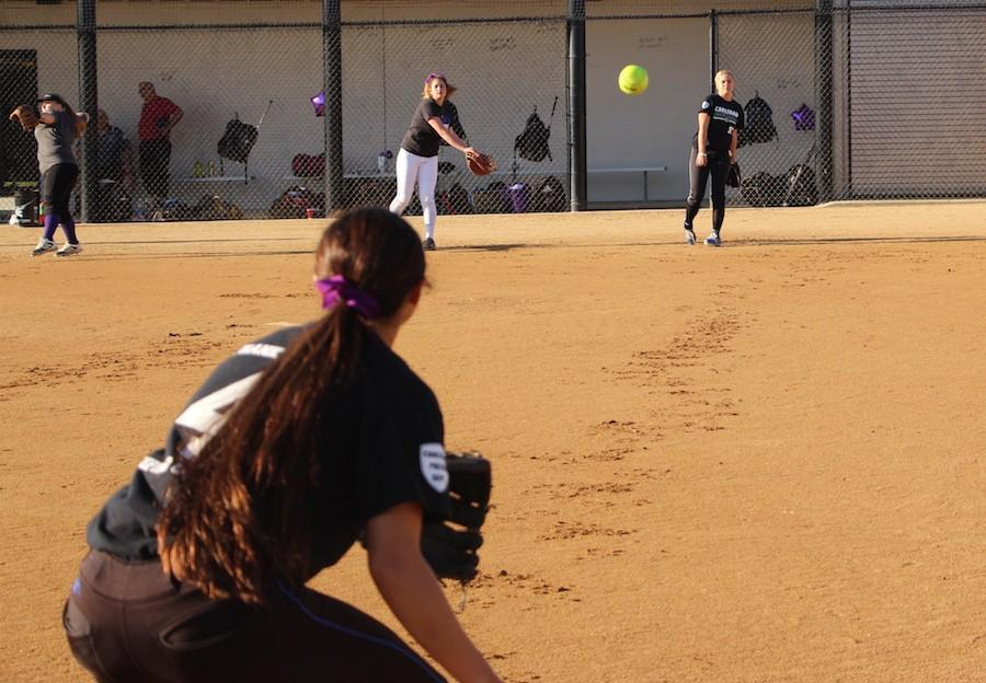 Girls softball prepares for another season. Lancers are striving for another successful year.