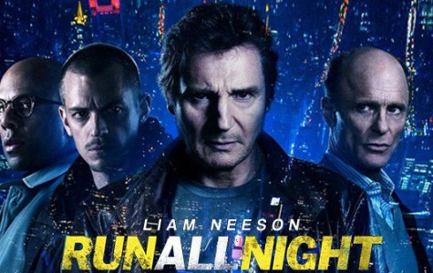 'Run All Night' stars Liam Neeson, Ed Harris, Joel Kinnaman and Common. The movie opens up against the highly anticipated 'Cinderella.'