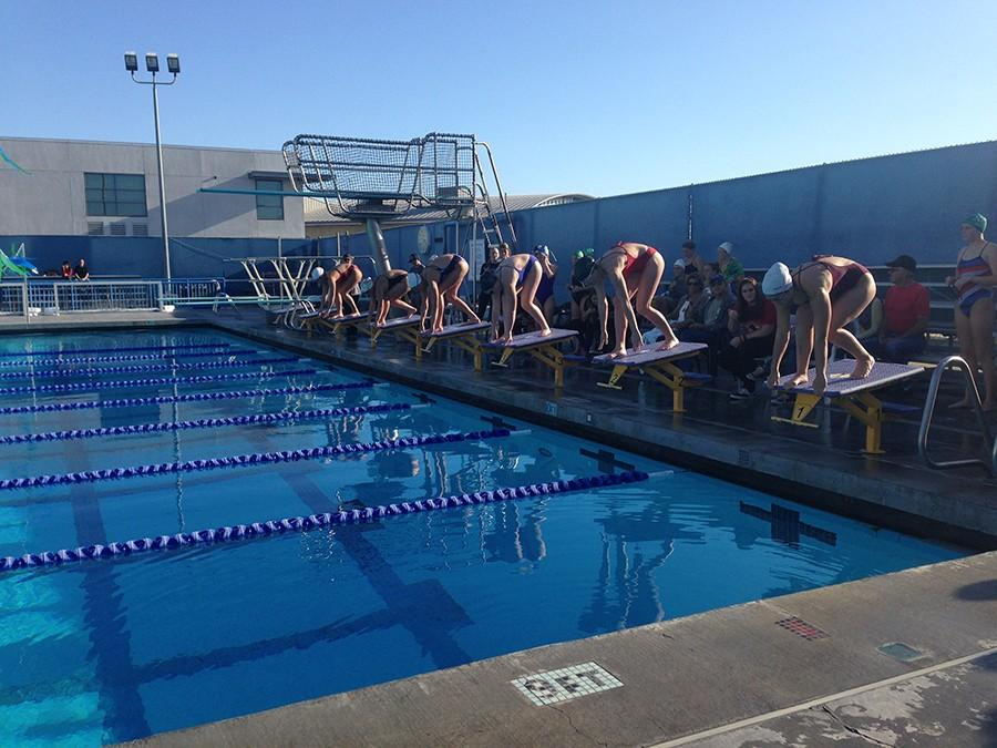 Swim tryouts were on Wed. March 4. They will have their first meet Fri. March 13 at Mount Carmel High School.