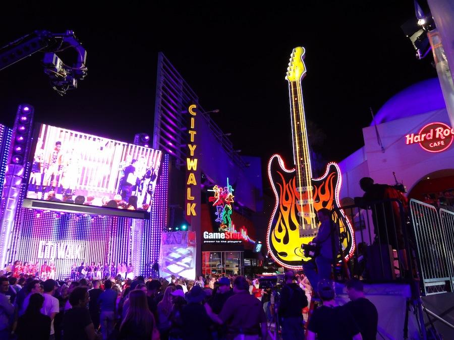 CityWalk is available at Universal Studios for a fun, outdoor experience.