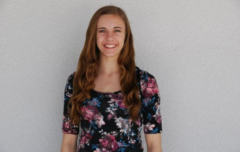 Haley Crump is a senior at Carlsbad High. She is a Royal Lancer and has been on Lancer Dancers since freshmen year.