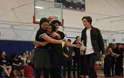 Advanced theater makes history with first place sweepstakes award