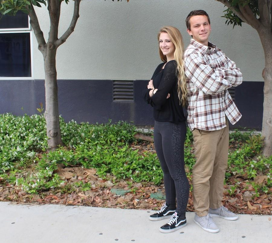 ASB+welcomes+Kyra+Badiner+as+President+and+Collin+Riccitelli+as+Vice+President+for+the+next+school+year.+Their+positive+attitude+and+charming+charisma+is+sure+to+lead+the+school+towards+great+success.