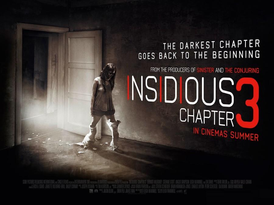 Actress Stefanie Scott talks 'Insidious: Chapter 3'