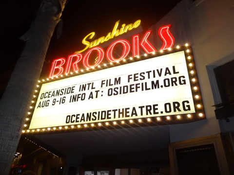 CHS+graduate+Cameron+Penn+had+his+film+%22A+Stacked+Deck%22+shown+at+the+Sunshine+Brooks+Theater+in+Oceanside.+