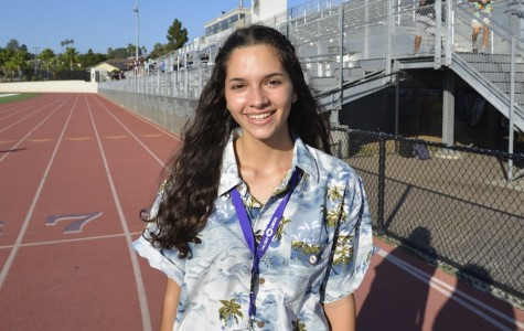 Meeting the homecoming court: Shakiba Mashayekhi
