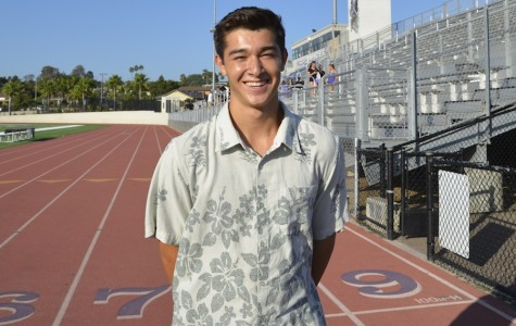 Meeting the homecoming court: Jake Stevens