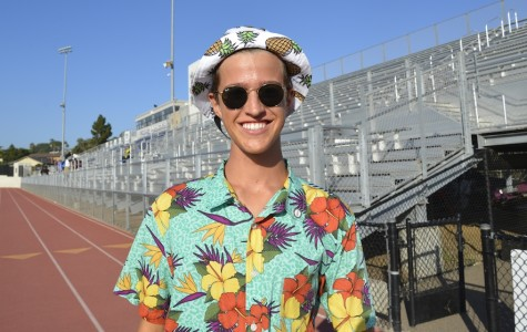 Meeting the homecoming court: Sam Sommers