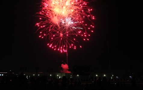 NEWS BRIEF: Homecoming fireworks