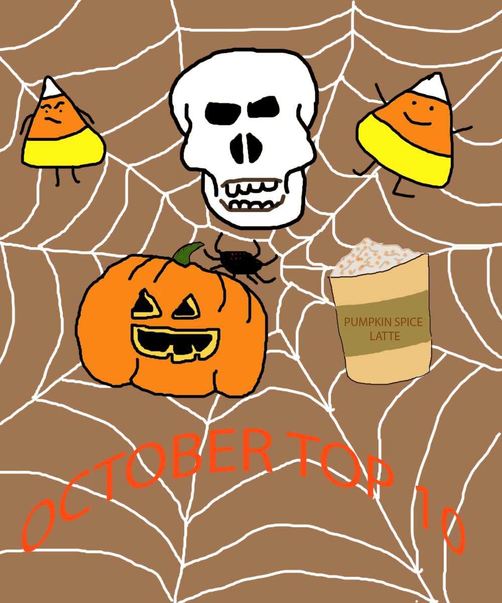 Spooky season is here.