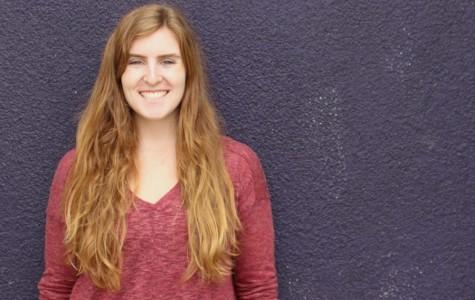 Megan Schoen, 12th grade