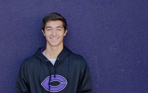 Jake Stevens, 12th grade