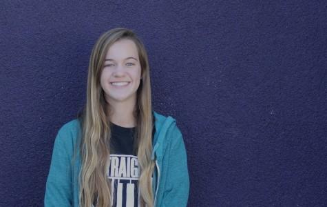 Andie Naugler, 12th grade