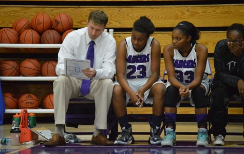 Josh Gordon takes over as girls varsity basketball coach