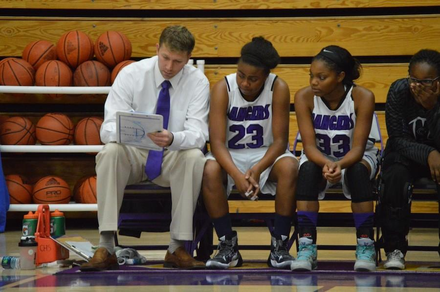 The varsity girl's basketball team's assistant coach became the head coach for the year of 2015/2016. The girls are excited to build off of last year's season.