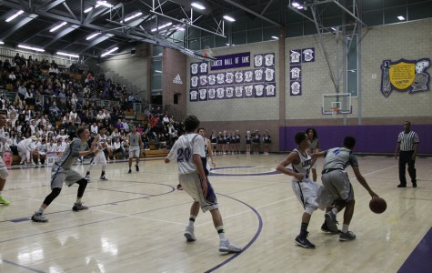 Boys basketball defeats Orange Glen