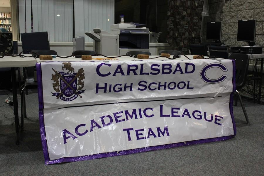 On Jan. 21, academic league had a competition against San Dieguito  Academy. Varsity league represented the lancers well and won 65-54.