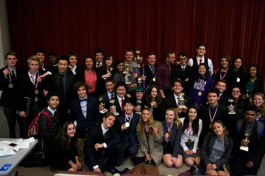 On Saturday January 30th, debate held a tournament at Grossmont College.  Lincoln Douglas, public forum and parliament were the featured debates.