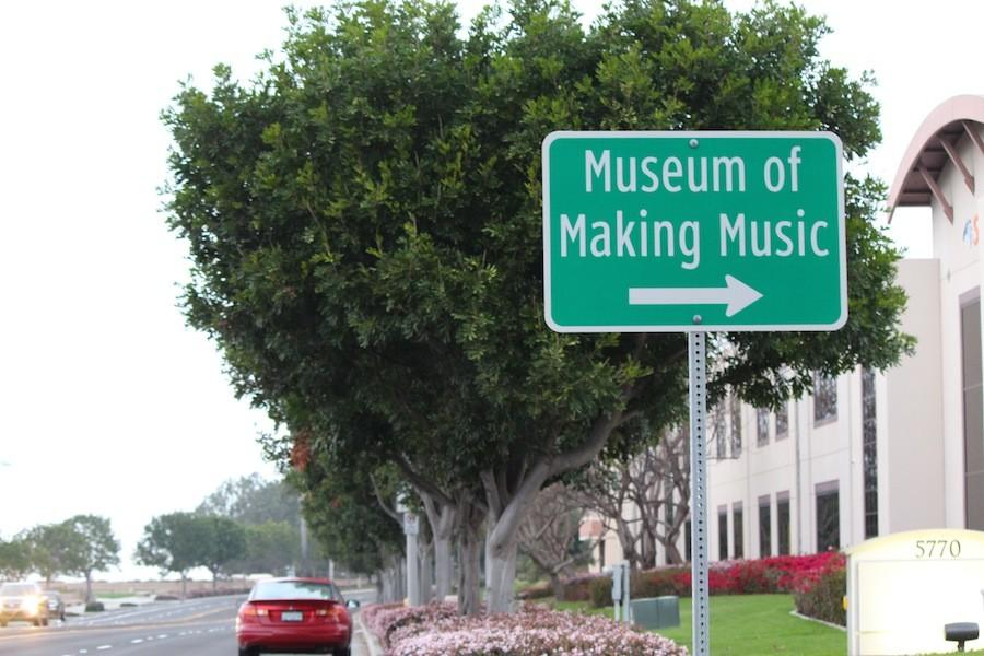 The Museum of Making Music is opened Tuesday- Sunday from 10-5.  The museum shows many interesting exhibits.