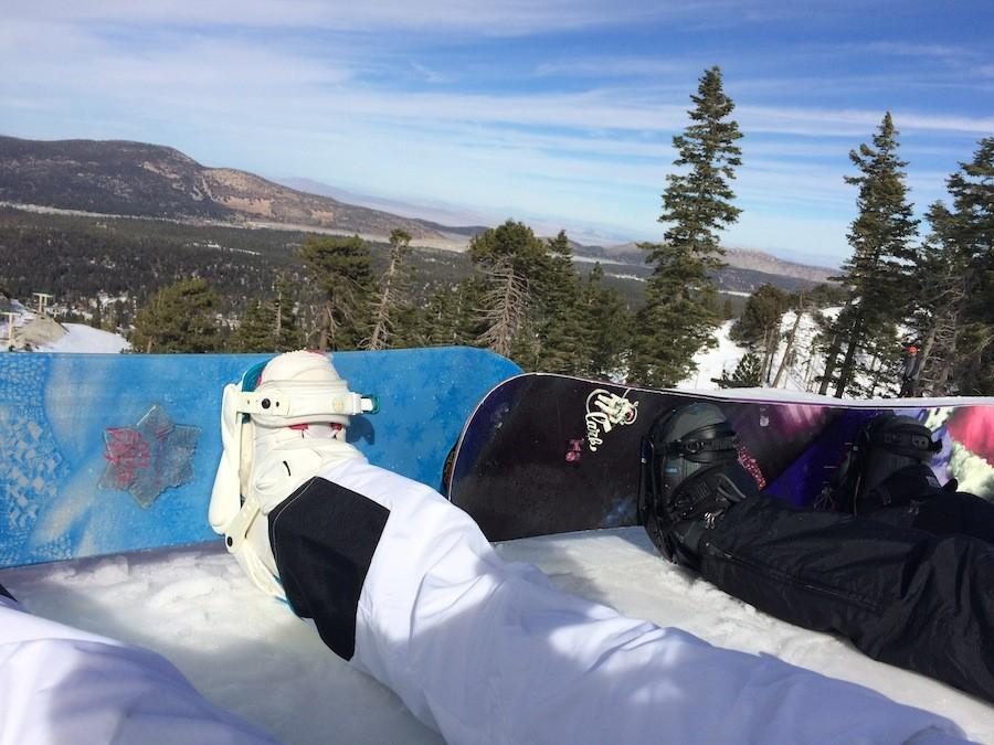 Students were given a day off on Fri. Jan. 29 for a break after finals. Many students used this day to go snowboarding at local mountains or amusement parks like Disneyland.