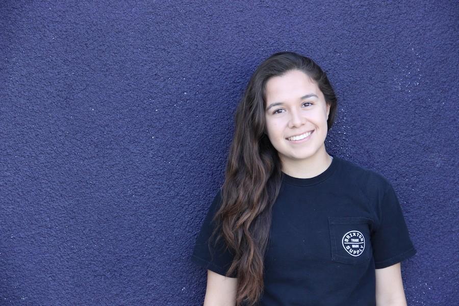 Marisol Villalpando, varsity lacrosse