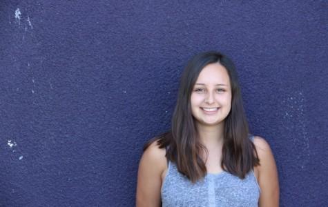 Natali McCaslin, varsity lacrosse