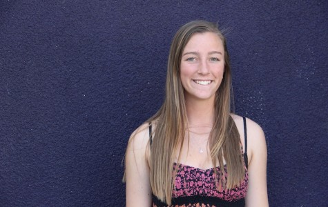 Delaney Benson, varsity lacrosse captain