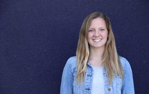 Emma Holdaway, varsity lacrosse captain