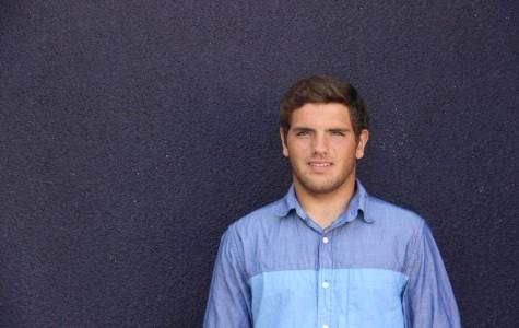 Caleb Willes, varsity lacrosse captain