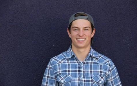 Ty Funderburk, varsity lacrosse captain