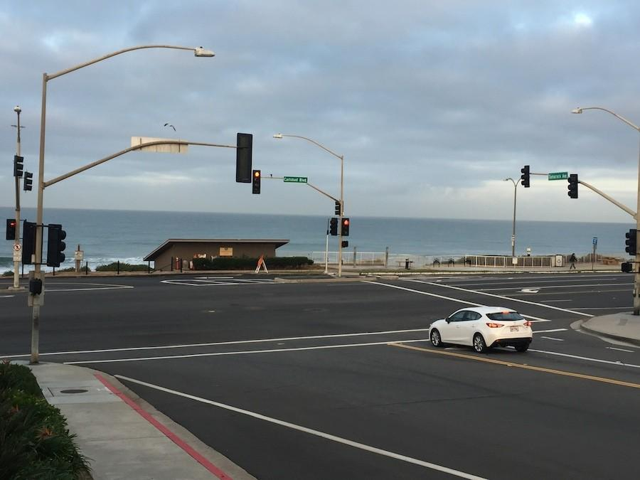 The city of Carlsbad is working together to improve the Tamarack, Carlsbad Blvd intersection. Many people use this road travel, on foot, bikes, cars, etc.