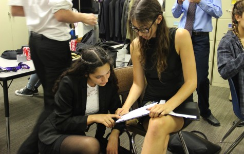 Speech and Debate prepare for State Championship