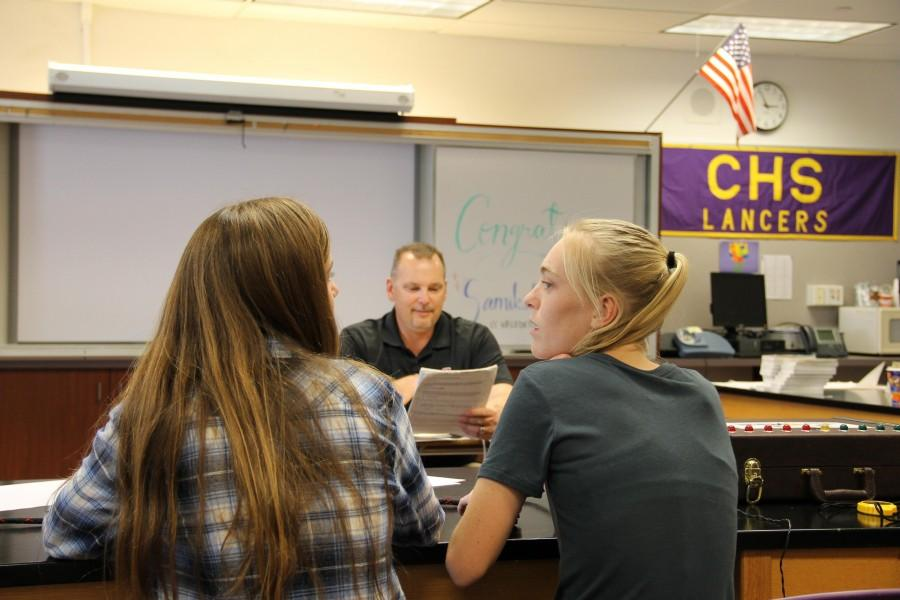 Academic League goes undefeated into league championship