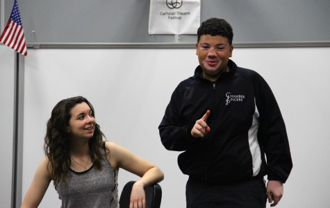 Drama club's first ever performing arts showcase sets precedent
