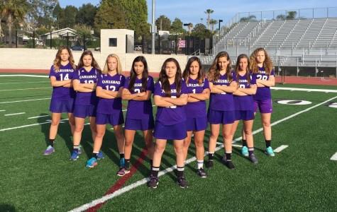 Senior lacrosse players start their final season