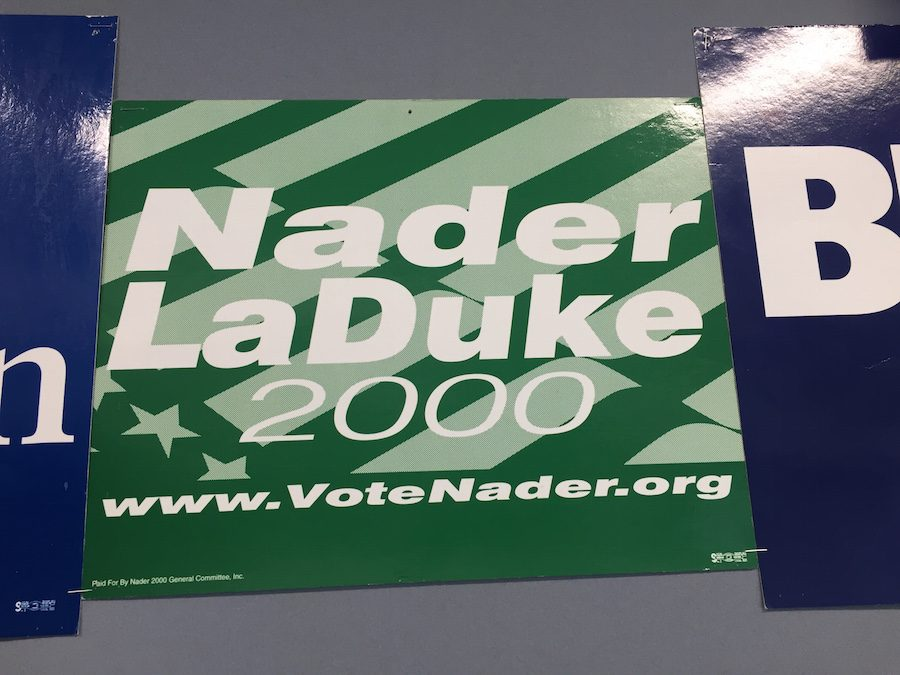 Ralph+Nader+was+in+the+Green+Party+of+the++United+States+from+1991+to+2003.+