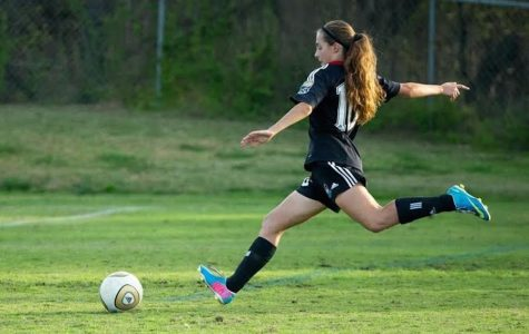 Caitlin McCarthy scores a spot at UCSD