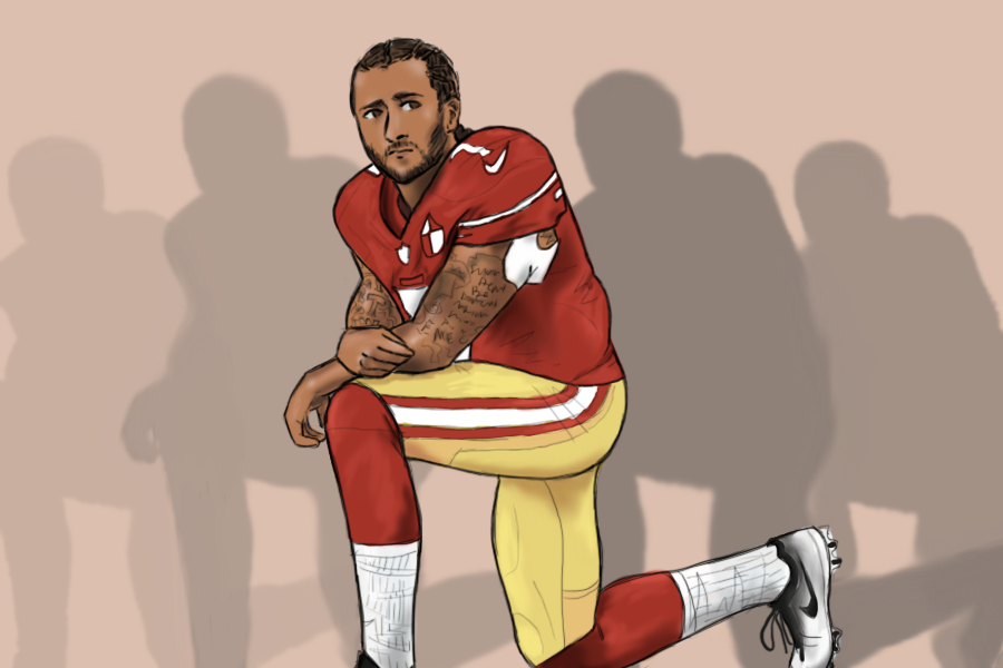 Colin Kaepernick: why we should kneel with him