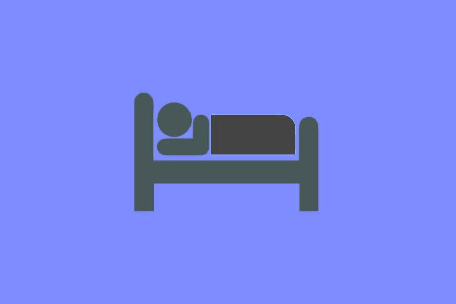 Students nowadays are not getting enough sleep which affects many factors in regular life like mood and alertness.